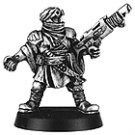 010500504 - Tallarn Desert Raider with Lasgun 1