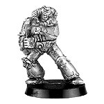 010201205 - Chaos Space Marine Lascannon Body