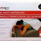 "BodyMed Digital Moist Heating Pad : 14"" x 27"" - White"