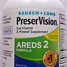 PreserVision - AREDS 2 Vitamin & Mineral Supplement, 120 Count Soft Gels