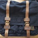 S.C. Cotton - Vintage Military Men Canvas Messenger Bag