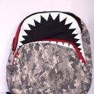 Senkey Digital Camo Shark Backpack