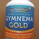 Nutrigold - Gymnema Gold (Organic), 500 mg, 90 Veg. Capsules