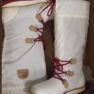 Sorel Women's Sorel '88 NL1708 Boot White 9 M US