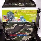 Ready America Emergency Deluxe 2 Person Outdoor Survival Kit - Camo Backpack