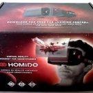 "Homido HOMIDO1 Virtual Reality Headset for 4-6"" Smartphones - Black"