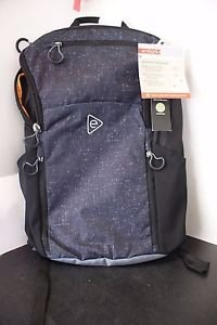 Embark Recycled Content Slimline Techpack New Black