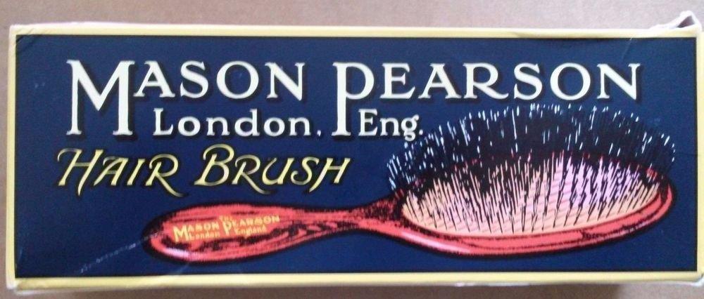 Mason Pearson - Large Bristle And Nylon Brush