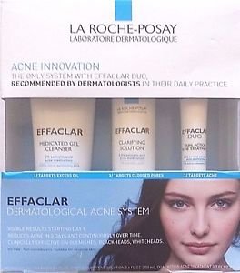 La Roche-Posay Effaclar Dermatological Acne Treatment System, 7.5 Fl. Oz.