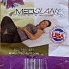 """Medslant Allergen Barrier """"BIG"""" Wedge Pillow Cover"""