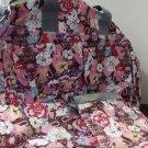 bebamour Floral Diaper Bag