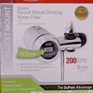 DuPont - Electric Metered 200-Gallon Deluxe Faucet Mount Premium Water