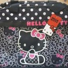Hello Kitty - Sit Sil Weekender - Carry On - Black