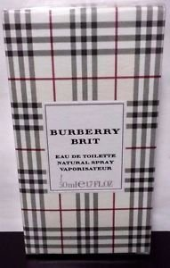 Burberry Brit Eau de Toilette Spray � 1.7 fl oz Bottle