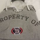 New York Giants Hoodie Tote