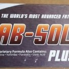 Ab-solution Plus, Vyotech, Topical Ab Solution Fat Loss Formula 8oz