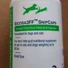 Dechra Eicosa 3FF SnipCaps Small Dogs Cats under 60 lbs (120 count)