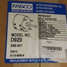 Fasco D929 5.6-Inch Condenser Fan Motor