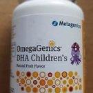 Metagenics OmegaGenics DHA Children`s Chewable Dietary Supplement, 120 Count