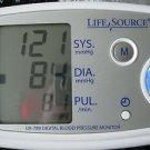 Used LifeSource Blood Pressure Monitor UA-789