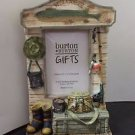 Burton & Burton 3D Fishing Picture Frame With Light