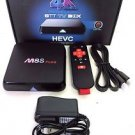 Used M8S Plus Set Top TV Box Android with Fully Loaded Kodi 16.0 XBMC