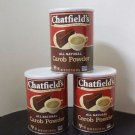 Chatfields 100% Carob Powder Unsweetened 16 oz.