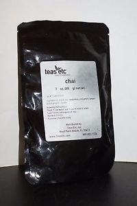Teas ETC Black Tea Chai 3 oz