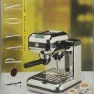 La Pavoni Espresso Cappuchino (Model: ESG12)