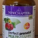 NewChapter Perfect Prenatal Multivitamin -  270 Tablets (3 Month Supply)