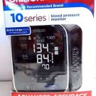 Used Omron 10 Series Upper Arm Blood Pressure Monitor - BP785N