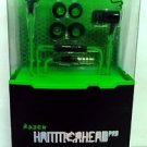 Used Razer Hammerhead Pro In-Ear PC and Music Headset - Green