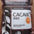 (2 Pack) Navitas Naturals - Organic Raw Cacao Nibs, 16 oz