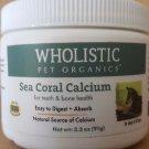 Wholistic Pet Organics Sea Coral Supplement, 90g
