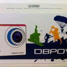 Used DBPOWER EX5000 14MP 2.0-Inch 1080P FHD Wifi Action Camera - Silver