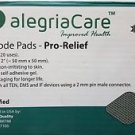 TENS Electrode Pads - 40 TENS Pads for Electro Stimulation (Pigtail - 2m)