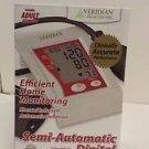 Veridian 01-5041 Semi-automatic Digital Blood Pressure Arm Monitor
