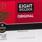 (6 Pack) Eight O'Clock Original Medium Roast Coffee K-Cup (12 ct.)