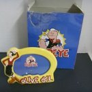 "Westland Giftware Olive Oyl ( Popeye ) Ceramic Photo Frame, 4""x 6"""