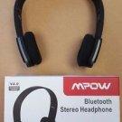 Mpow Bluetooth 4.0 Stereo Foldable Headphones