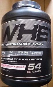 Cellucor Cor-Performance 100% Whey Protein Powder, Strawberry Milkshake, 4.04lbs
