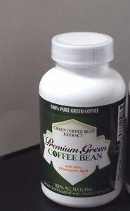 Premium Green Coffee Bean Extract with 50% Chlorogenic Acid 60 Capsules