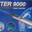 Quarton USA Inc. INFINITER 9000 Laser Combo Pointer with Green/Red light
