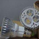2 Pack High Power 3*3W E27 Screw PAR20 LED Light Bulb Warm White