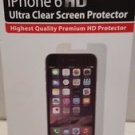 iSmooth Screen Protector for iPhone 6 - 3 Pack - Ultra Clear