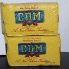 2 Pack CDM Coffee & Chicory Medium Roast 13 Oz Brick Each