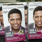 4 Pack Dark & Natural 5 Minute Mens Permanent Haircolor Natural Black