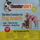 ThunderShirt Polo Dog Anxiety Jacket, Red, XX-Small