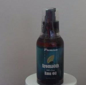 Premium AromaOils 100 % Pure Emu Oil 4 Oz