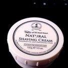 Taylor of Old Bond Street Natural Shaving Cream Bowl 5.3 Oz
